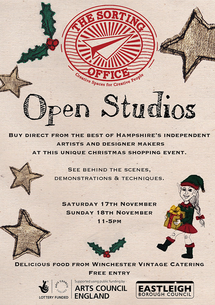 Sorting Office Winter Open Studios 2018